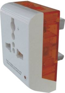 MX 3 Pin 13Amp Plug Adapter Price in India