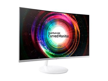 Samsung (LC27H711QEWXXL) 27 Inch QLED Curved Monitor Price in India