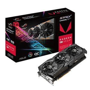 Asus Radeon RX VEGA 64 OC Edition 8GB Graphic Card Price in India