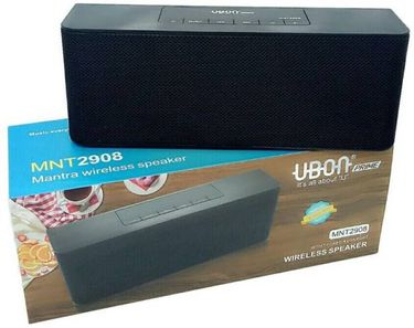 UBON MNT2908 Portable Bluetooth Speaker Price in India