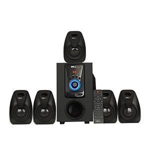 ibell IBL 2439 DLX 5.1 Channel Multimedia Speakers Price in India