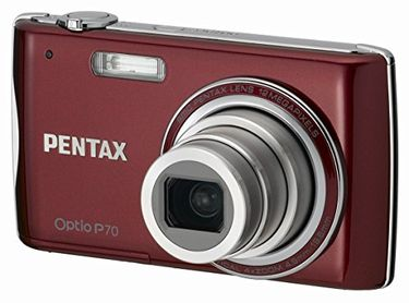 Pentax OptioP-70 Digital Camera Price in India
