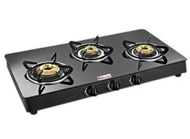 Seavy Marvel Auto Ignition Gas Cooktop (3 Burners) Price in India