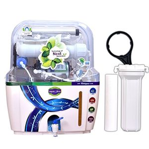 Aqua Ultra A100 10 Stage RO UV UF Alkaline TDS Water Purifier Price in India