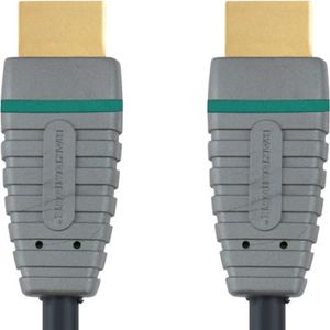 Bandridge BVL1202 HDMI Cable High Speed with Ethernet - 2 m Price in India