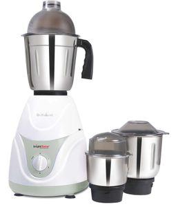 Brightflame Jura 550W Mixer Grinder (3 Jars) Price in India