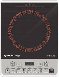 Bajaj Majesty ICX Pearl Induction Cooktop Price in India