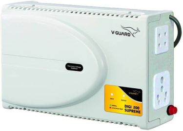 V-Guard Digi 200 Supreme Voltage Stabilizer Price in India