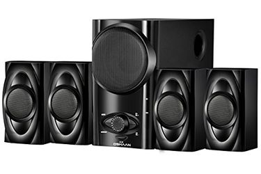 Oshaan L19 4.1 Channel Multimedia Speaker Price in India