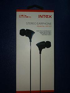 Intex HFK-501 Stereo Earphones Price in India