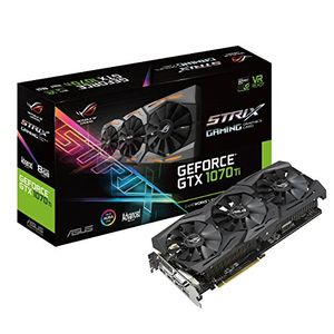 Asus ROG Strix GeForce GTX 1070 Ti 8GB DDR5 Graphic Card Price in India