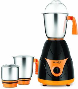 Pigeon 12652 750W Mixer Grinder (3 Jars) Price in India