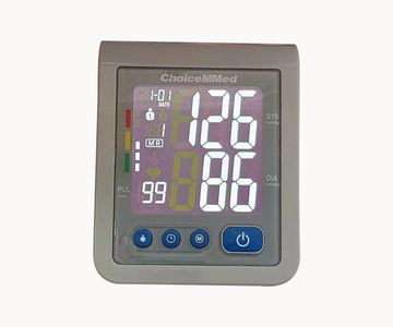 Choicemmed CBP1K2 Arm Deluxe BP Monitor Price in India