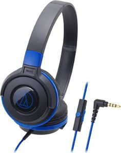 Audio Technica ATH-S100iS BBL Wired Headset Price in India