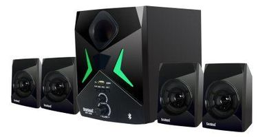Santosh SNT-4020 4.1 Channel Hometheater System Price in India
