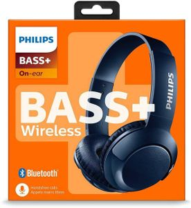 Philips SHB3075BL On the Ear Bluetooth Headset Price in India