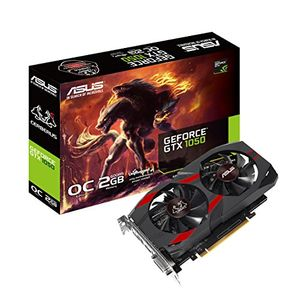 Asus GeForce GTX 1050 TI OC Edition 2GB DDR5 Graphic Card Price in India