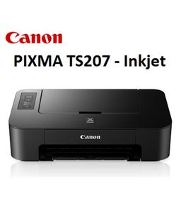 Canon PIXMA TS207 Inkjet Printer Price in India