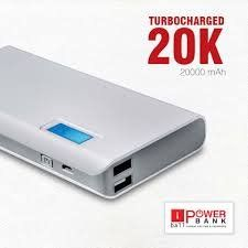 iBall (PB-20007) 20000mAh Power Bank Price in India