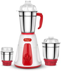 Prolife Jazz Pro 500 W Mixer Grinder (3 Jars) Price in India