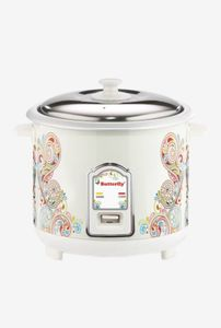 Butterfly Raga 1.8 L Electric Rice Cooker Price in India