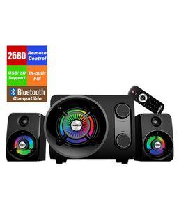 Frontech JIL-3972 2.1 Channel Multimedia Speaker Price in India