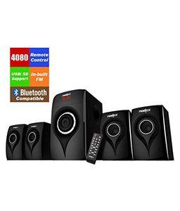 Frontech JIL-3941 4.1 Channel Multimedia Speaker Price in India