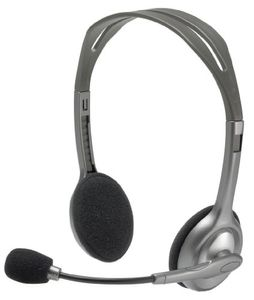 Logitech H110 Stereo Headset Price in India