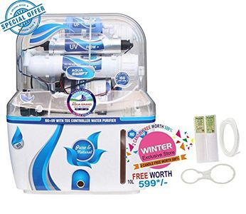 Aqua Grand Swift 10 L RO UV UF TDS Water Purifier Price in India