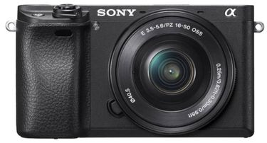 Sony Alpha A6300L (with 16mm-50mm Lens) Digital Camera Price in India