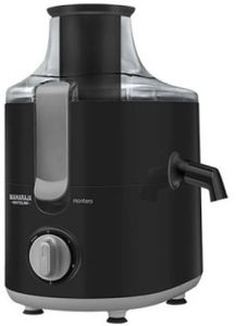 Maharaja Whiteline Montero JX-126 550W 3 Jars Juicer Price in India