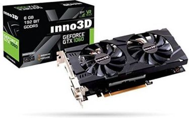 Inno3D GeForce GTX 1070 6GB DDR5 Graphic Card Price in India
