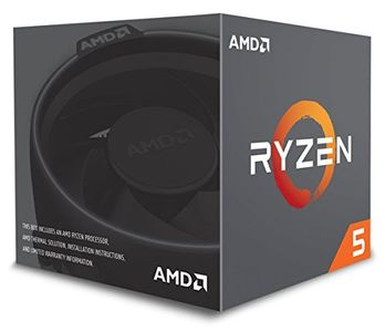 AMD Ryzen 5 2600 (YD2600BBAFBOX) 6 Core Processor Price in India