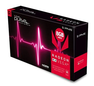 Sapphire PULSE Radeon RX VEGA 56 8GB Graphic Card Price in India