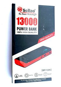 SoRoo BP/130k 13000mAh Power Bank Price in India