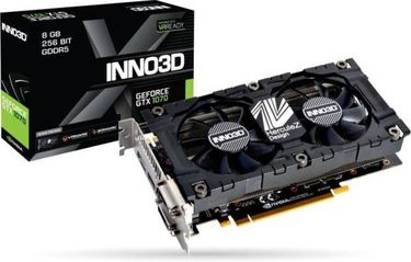 Inno3D NVIDIA GTX 1070 8GB DDR5 Graphic Card Price in India