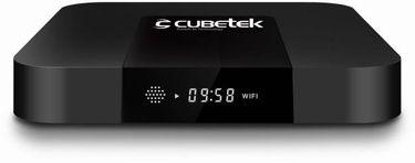 CUBETEK CBTX3 4K Portable Smart TV Box Price in India