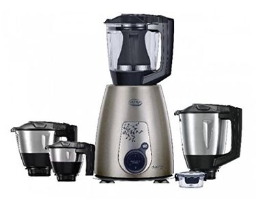 37a3745cdf7 Elgi Ultra Dura Mix 750 W Mixer Grinder (4 Jars) Price in India