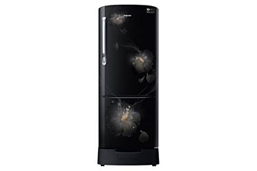 Samsung RR22N383ZB3/HL 212 L 3 Star Inverter Direct Cool Single Door Refrigerator (Rose Mallow) Price in India