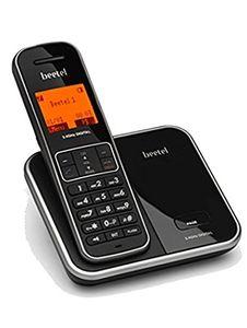 Beetel X81 Cordless Landline Phone Price in India