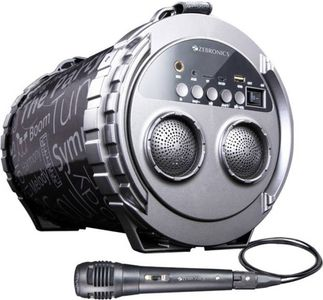 Zebronics Super Bazooka Bluetooth Speaker Price in India