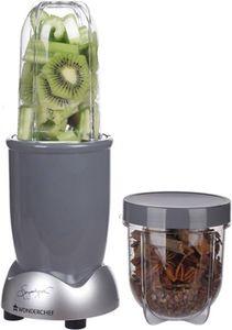 Wonderchef Nutri-Blend Ultima 380 W Jucier Mixer Grinder (2 Jars) Price in India