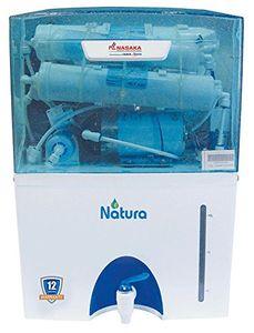 Nasaka Natura 10 Stage 11L RO Water Purifier Price in India