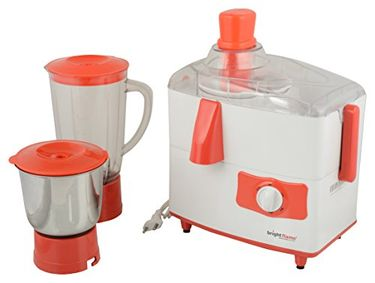 Brightflame Cherry 500W Juicer Mixer Grinder (2 Jars) Price in India