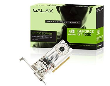 Galax GeForce GT 1030 EX 2GB DDR4 Graphic Card Price in India