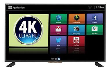 Mitashi MiDE043v10 42.5 Inch 4K Ultra HD Smart LED TV Price in India