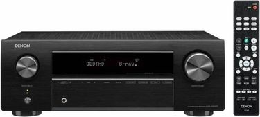 Denon AVR-X250BT 5.1 Channel AV Receiver Price in India