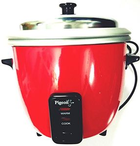 Pigeon Joy Double Pot 1 L Electric Rice Cooker Price in India