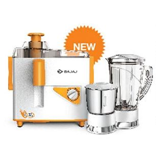 Bajaj Neo JX4 450W Juicer Mixer Grinder (2 Jars) Price in India