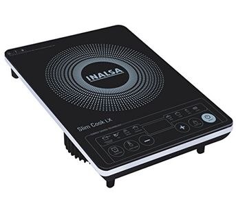 Inalsa Slim Cook LX 1800W Induction Cooktop Price in India